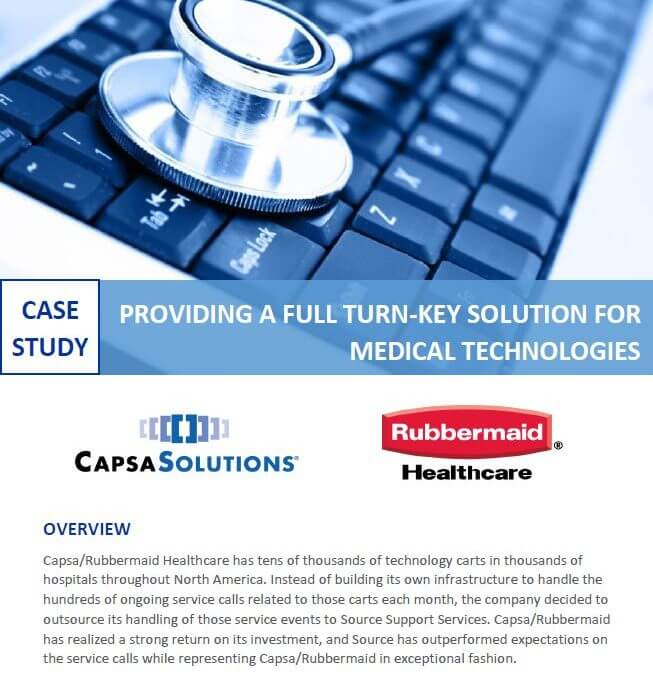 Providing a Full Turn-key Solution for Medical Technologies